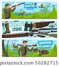 Hunt open season animals, hunter adventure 50282715