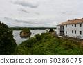 Southern European style cityscape 50286075
