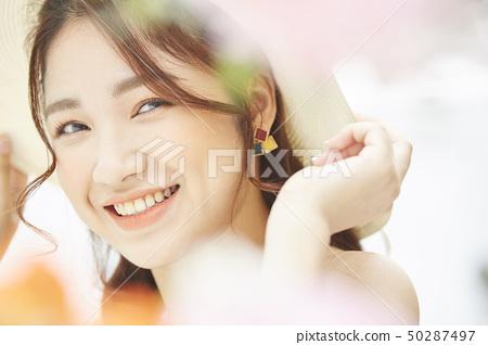 女性女性旅程度假村 50287497