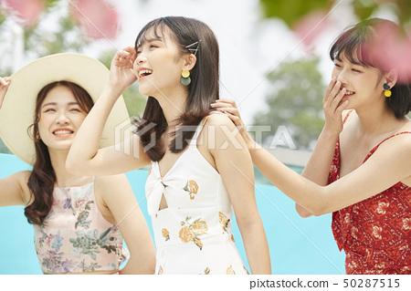 女性女性旅程度假村 50287515