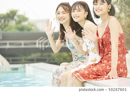 女性女性旅程度假村 50287601