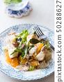 과일 빵 샐러드 50288627