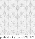 Lizard gecko African ethnic seamless pattern 50296321