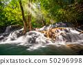 Huai mae kamin waterfall with nature 50296998