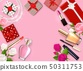 Mothers Day Flatlay Frame 50311753
