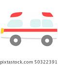 沒有輪廓的救護車 50322391