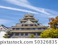 오카야마 성 50326835