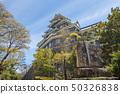 오카야마 성 50326838