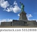 美國紐約曼哈頓自由女神像 50328088