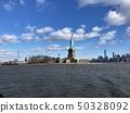 美國紐約曼哈頓自由女神像 50328092