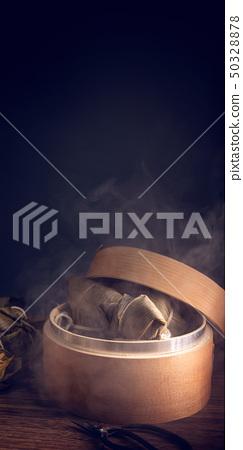 和子團子蒸籠Steam子端午節Chimaki Rotzon 50328878