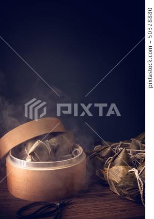 和子團子蒸籠Steam子端午節Chimaki Rotzon 50328880