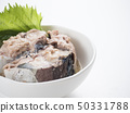 Boiled mackerel 50331788