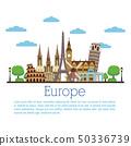 Europe travel infographic 50336739