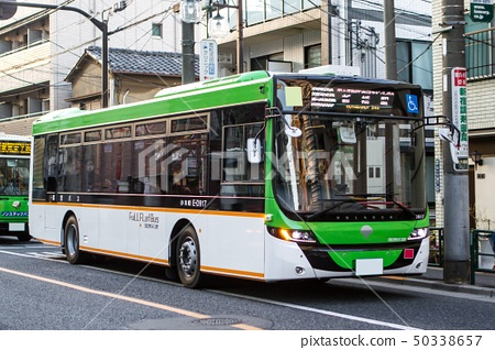Toei Bus Full Flat Bus 50338657