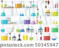 Set of lab tools 50345947