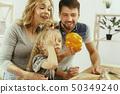 厨房 家庭 家族 50349240