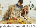 厨房 母亲 家庭 50349374