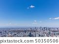 도쿄의 확산 도시 풍경 45 50350506