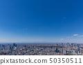 東京的城市景觀50 50350511