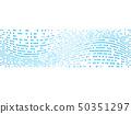 Sound wave rhythm. 50351297