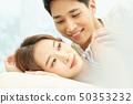 남녀 커플 라이프 스타일 50353232