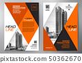 Business brochure flyer design a4 template. 50362670