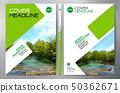 Business brochure flyer design a4 template. 50362671