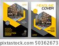 Business brochure flyer design a4 template. 50362673