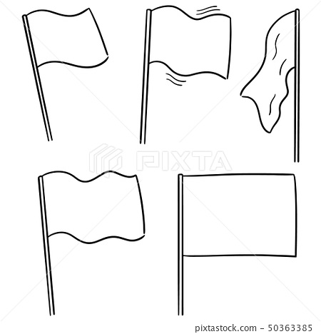 vector set of flags 50363385