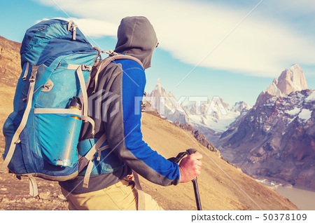 Hike in Patagonia 50378109