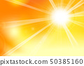 Abstract yellow and orange background 003 50385160