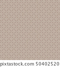 Beige seamless pattern with a geometric shapes 50402520