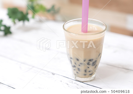 木薯奶茶 50409618