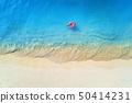 sea, beach, bay 50414231