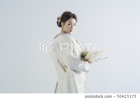 和服的新娘 50423175