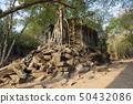 柬埔寨世界遗产吴哥纪念碑Benmeria 50432086