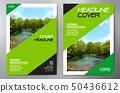 Business brochure flyer design a4 template. 50436612
