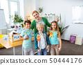 teacher, children, ecology 50444176
