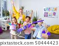 teacher, children, boy 50444423