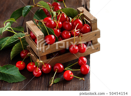 Fresh sour cherries 50454154