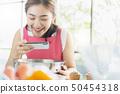 อาหารไลฟ์สไตล์หญิง 50454318