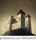 Medieval Castle 50459436