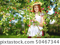 flowers, apple, outfit 50467344
