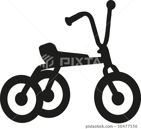 Tricycle icon 50477550