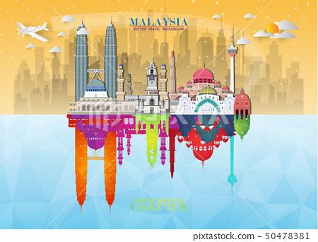 Malaysia Landmark Global Travel And Journey paper 50478381