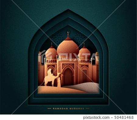 Ramadan mubarak holiday 50481468
