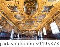 두 칼레 궁전의 천정화 50495373