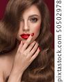 nails, manicure, woman 50502978