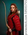 warrior, arrows, weapon 50503755